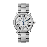 Ronde Solo de Cartier 36 mm Steel Watch