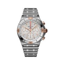 Breitling Chronomat B01 Chronograph 42 Steel & 18K Red Gold