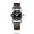 Load image into Gallery viewer, Longines Spirit Collection 40mm Black Dial Brown Leather Gent's Watch