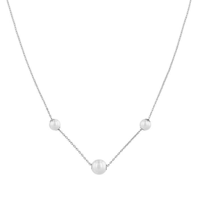 Mikimoto 7.5mm Akoya Pearls in Motion Necklace