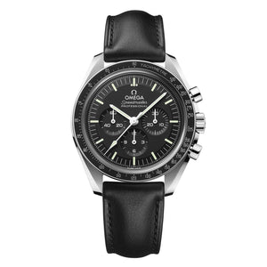 OMEGA Speedmaster Moonwatch Professional Co-Axial Master Chronometer Chronograph 42mm with Black Dial