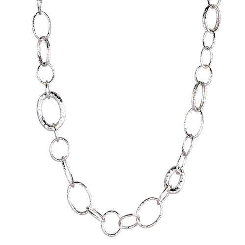 IPPOLITA Classico Long Bastille Link Chain Necklace