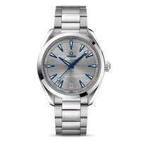 OMEGA Seamaster Aqua Terra 150M OMEGA Master Co-Axial Chronometer 41mm with Grey Dial
