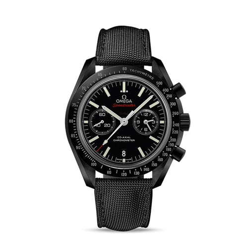 "OMEGA Speedmaster Moonwatch 44.25mm ""Dark Side of the Moon"""