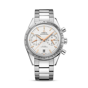 Omega Speedmaster '57 Co-Axial Chronograph 41.5mm with Silver Dial