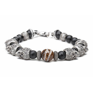 "William Henry BB5 MT BR ""La Paz"" Bracelet"