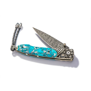 "William Henry Lancet ""Stars & Stripes"" Pocket Knife"