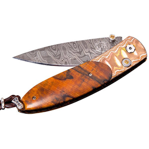"William Henry Monarch ""Autumn"" Pocket Knife"