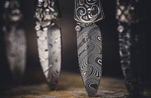 "William Henry Morpheus ""Vine"" Pendant Knife"