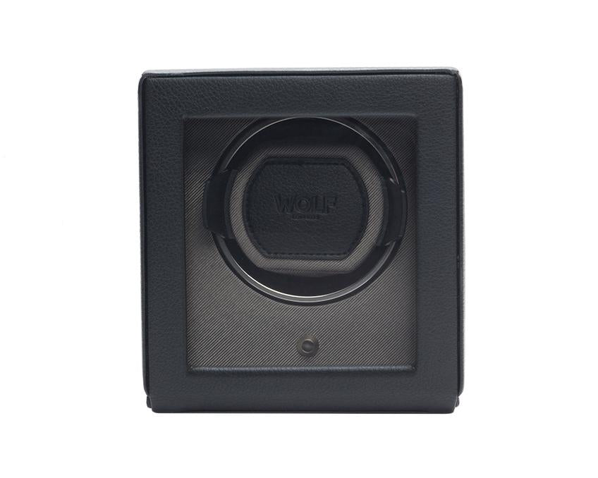 Wolf 1834 Single Module Glass Cover Watch Winder