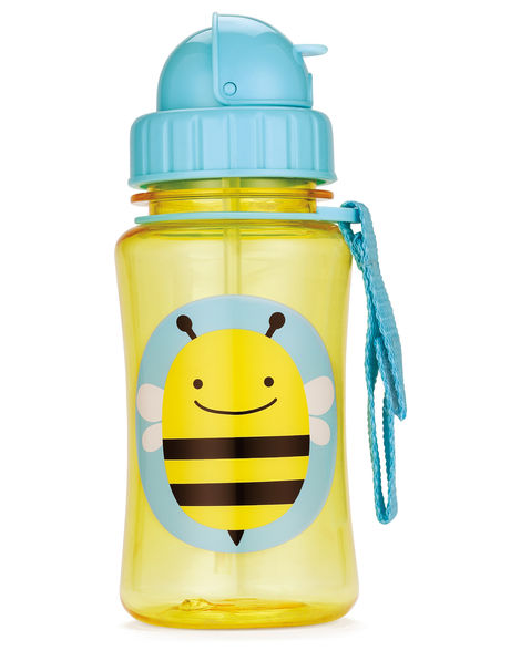 Zoo Straw Bottle (Bee)