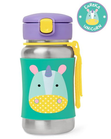 Zoo Insulated Stainless Steel Bottle (Unicorn)