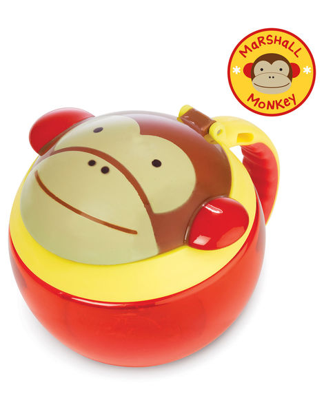 Zoo Snack Cup (Monkey)