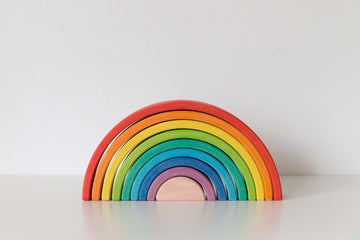 Rainbow Stacker (Medium)