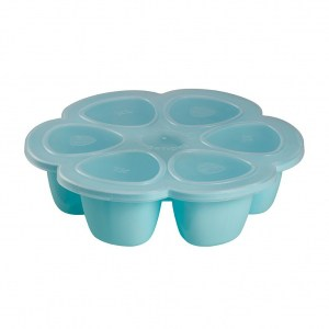 Multiportions Silicone Tray (Blue)