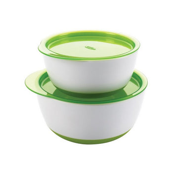 Small & Large Bowl Set (Green)