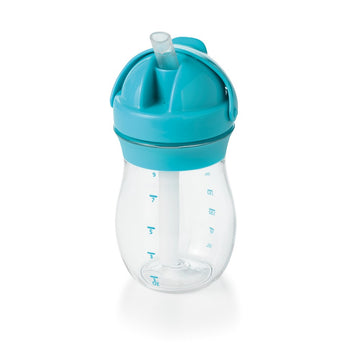 Transitions Straw Cup - 9oz (Aqua)