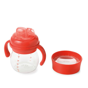 Transitions Soft Spout Sippy Cup Set (Orange)