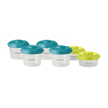 Clip Portions 1st Age - Set of 6 (Blue/Neon)