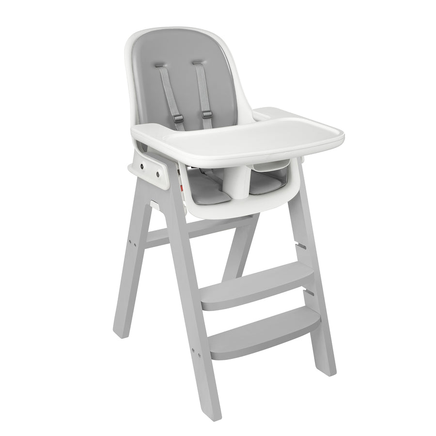 Sprout High Chair (Gray/Gray)