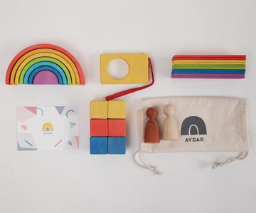 Rainbow Travel Kit (with Camera)