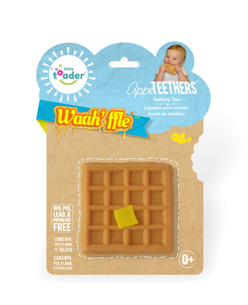 Waah'ffle Teether