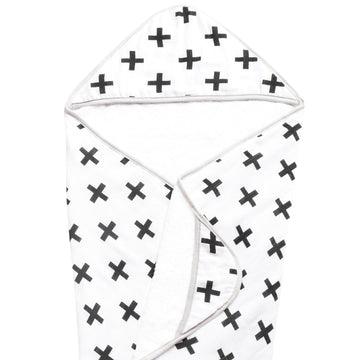 Swiss Muslin Hooded Towel