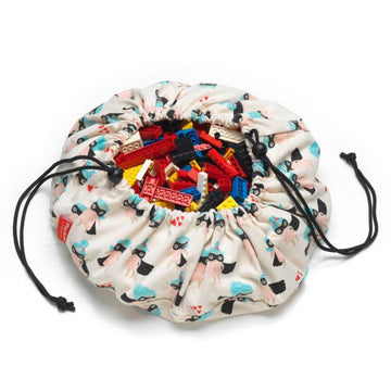 2 in 1 Storage Bag & Playmat - Mini