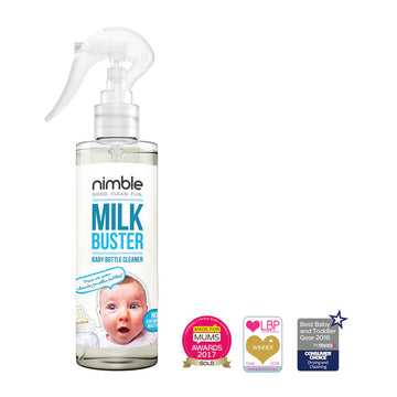 Milk Buster Baby Bottle Cleaner