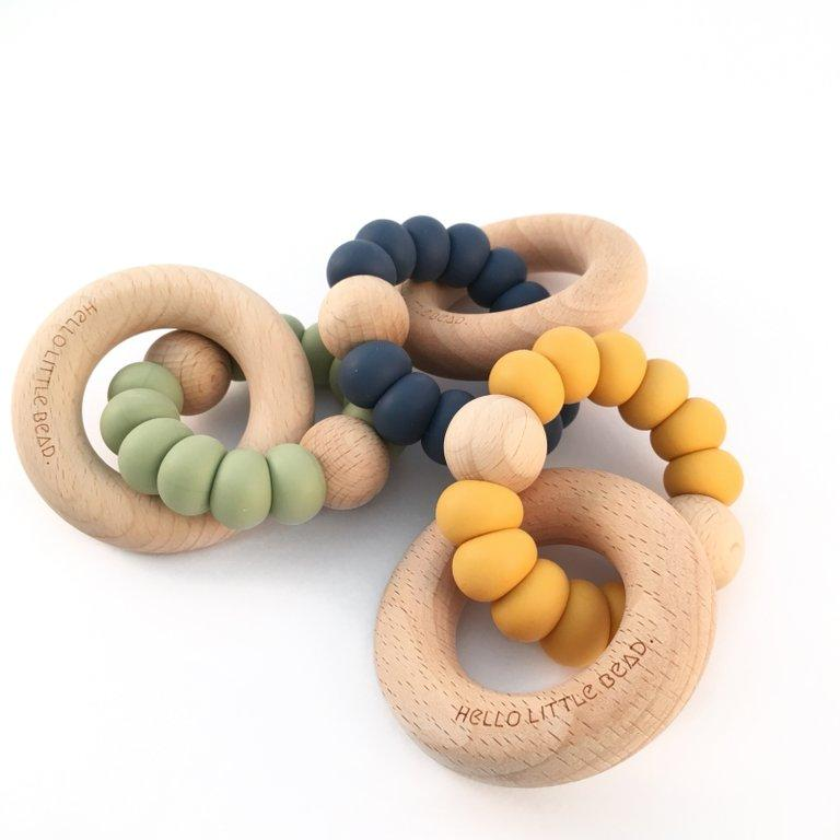 Beechy Rattle Teether