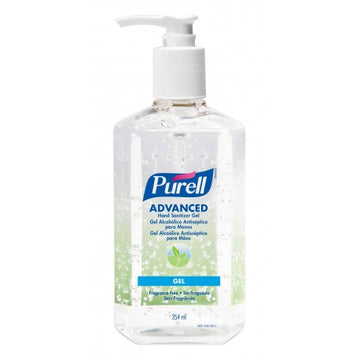 Advanced Instant Hand Sanitiser - 12oz (Fragrance Free)