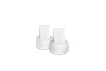 White Valve (Pack of 2)