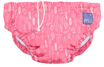 Swim Nappy (Pink Petal)