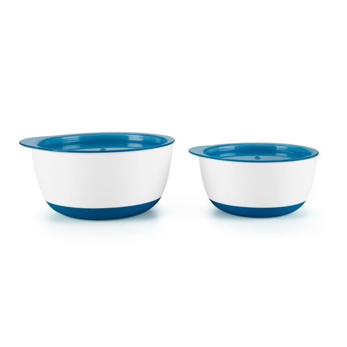Small & Large Bowl Set (Navy)