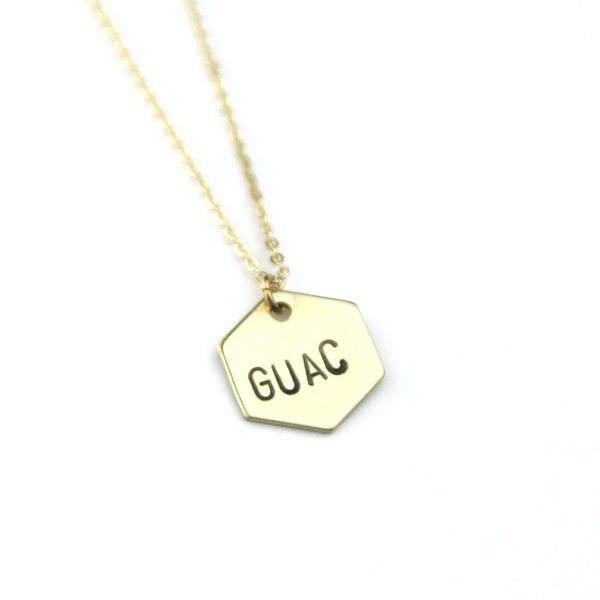Guac Necklace