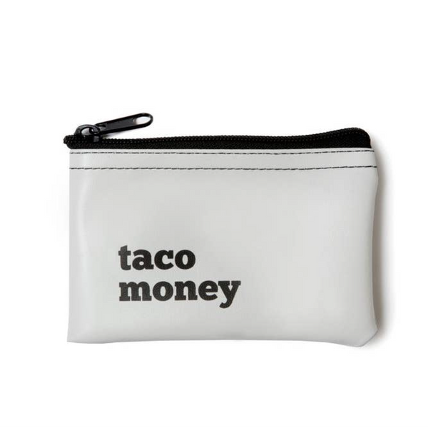 Taco Money Coin Purse