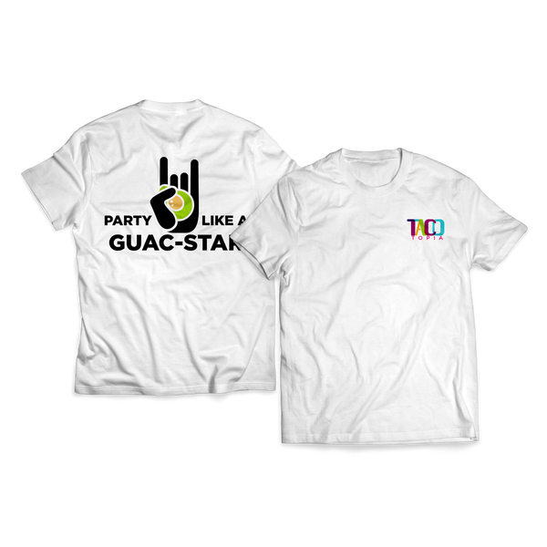 Party Like a Guac Star Tshirt