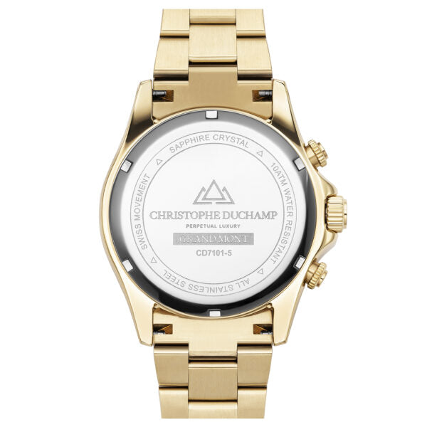 Christophe Duchamp Watch - Grand Mont CD7101-5
