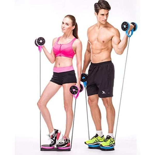 Ab Roller Home Exercise Machine