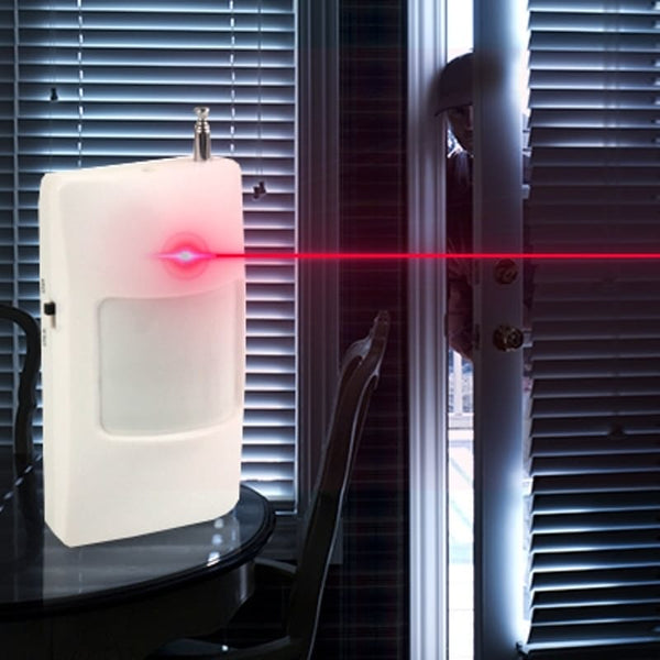 Dual Passive Infrared Motion Detector for Ultimate Security