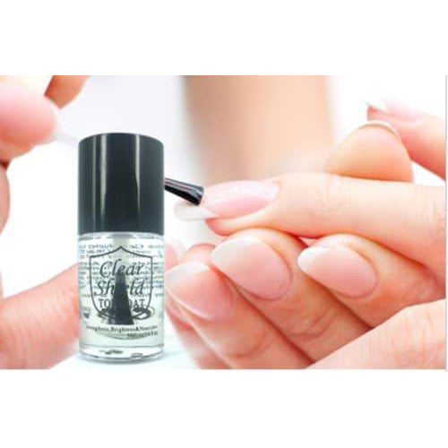 Clear Shield Nail Top Coat