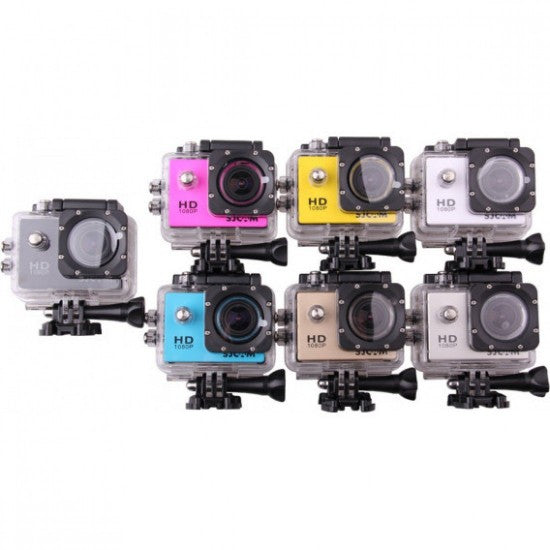 Andowl - Waterproof HD Sports Camera 1080P