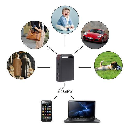 Mini Gsm Gprs Gps Real Time Tracking System