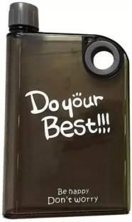 Do Your Best Notebook Water Bottle