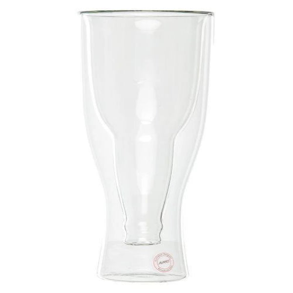 Hopside Down- Beer Glass