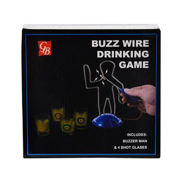 Buzz Wire Drinking Game