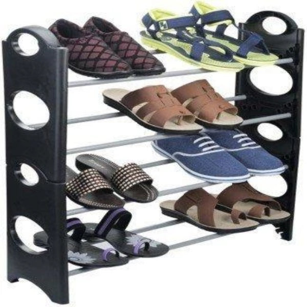 Storage - Stackable Shoe Rack