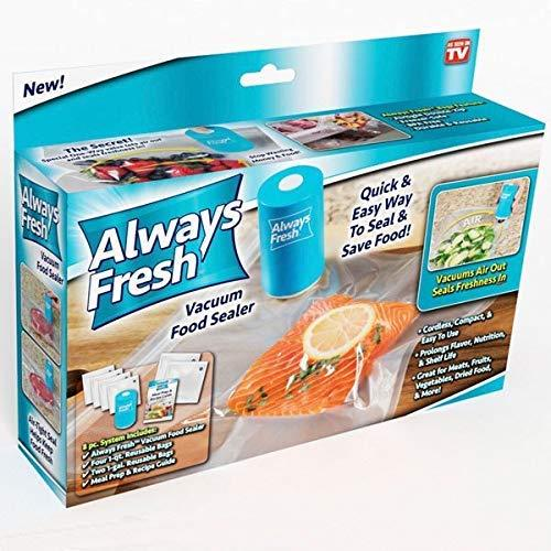 Always Fresh Seal Vac Set