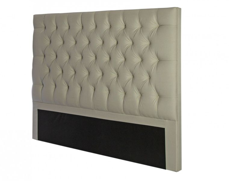 Fine Living - Baxtor Headboard King - Beige