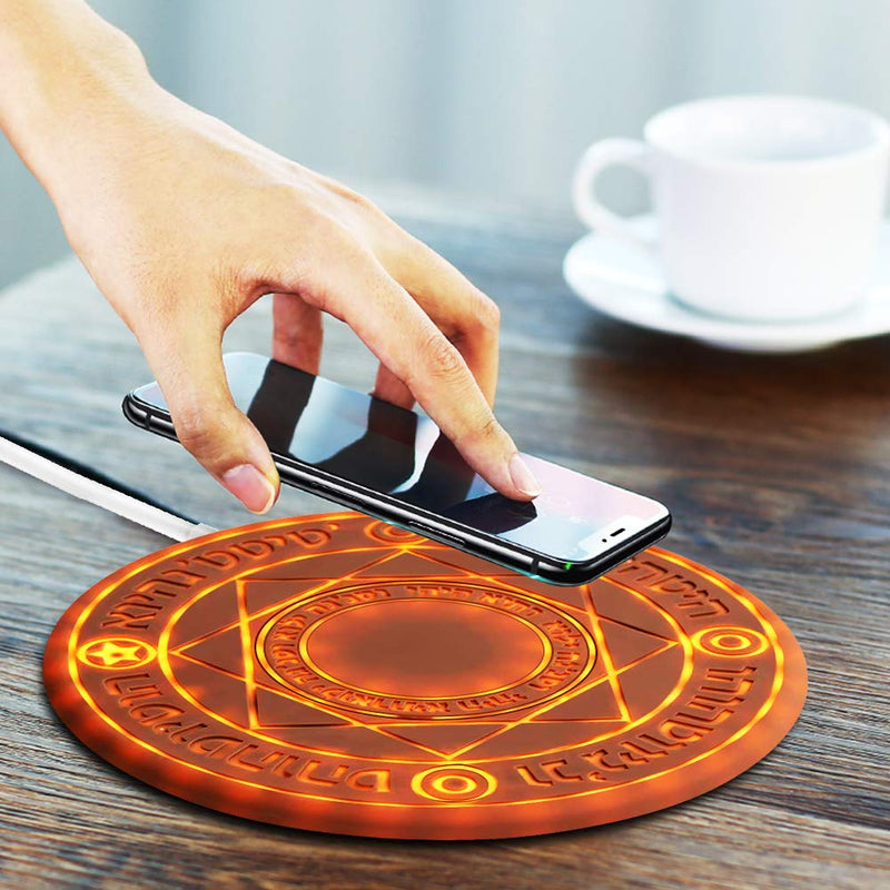 Magic Optical Array Wireless Charger